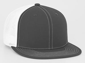 Team Flat Bill Trucker Flexfit Hat
