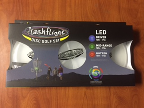 Flashflight Night Golf Set
