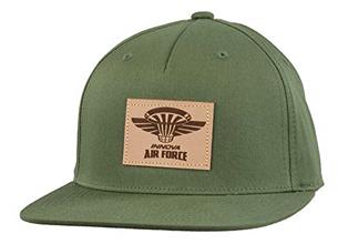 Innova Air Force Patch Flat Bill Cap