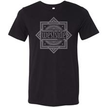 Westside Discs Star Tri-Blend T-Shirt