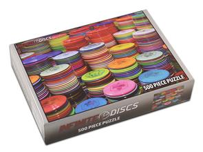 Infinite Discs 500 Piece Puzzle