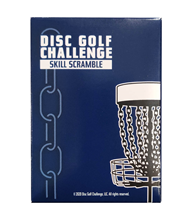 Disc Golf Challenge: Skill Scramble