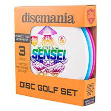 Discmania Active Line Starter Set