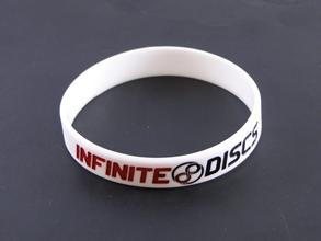 Infinite Discs Wristband