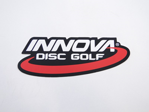Innova Logo Sticker