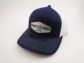 Infinite Snap-Back Mesh Hat
