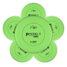 P Model S 6-Putter Pack