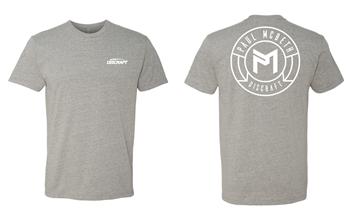 Discraft Paul McBeth T-Shirt Circle Logo