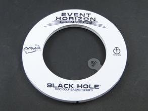 Black Hole Event Horizon Basket Light