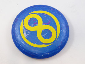 Infinite Discs Logo Large Mini