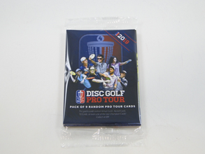 2019 Pro Tour Trading Card Booster Pack