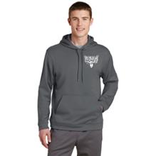 Team Fleece Hooded Pullover