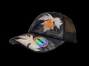 Dude - Iron Leaf Trucker Hat