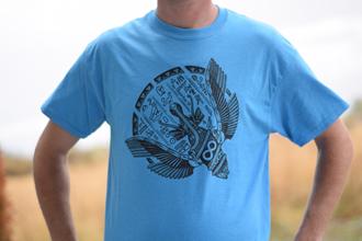Infinite Egyptian Bomber Shirt