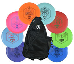 Infinite Discs Complete Disc Golf Set