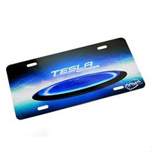 MVP Tesla License Plate