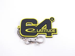 Latitude 64 Keychain