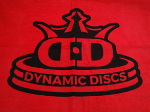 Dynamic Discs Stacked Disc Golf Towel