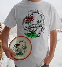 Mistletoe Scorpion Tee